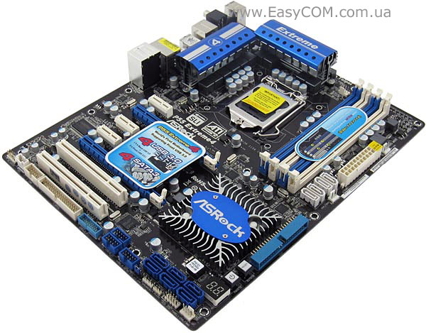 ASRock P55 Extreme4