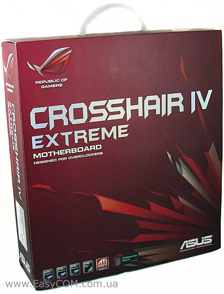 ASUS Crosshair IV Extreme