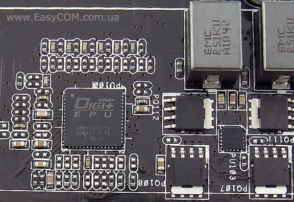 ШИМ-контроллера «Digi+VRM»