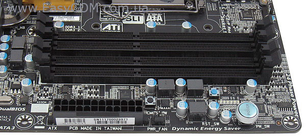 Driver for Gigabyte GA-P67A-UD7-B3 Dynamic Energy Saver 2