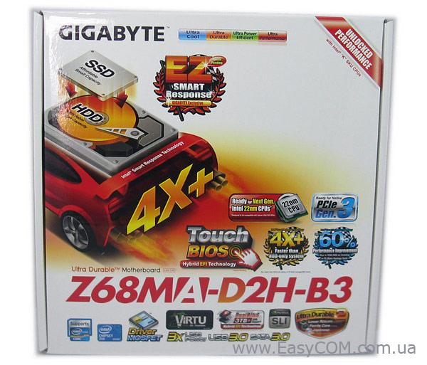 Driver: Gigabyte GA-HA65M-D2H-B3 Intel Easy Tune6
