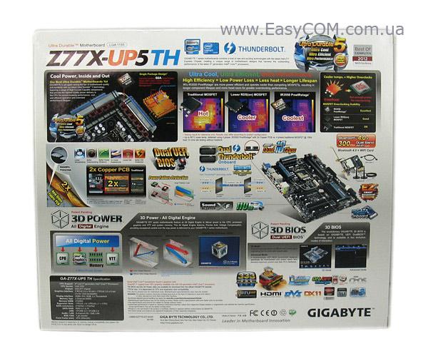 Drivers Update: Gigabyte GA-Z77X-UP5 TH 3D Power