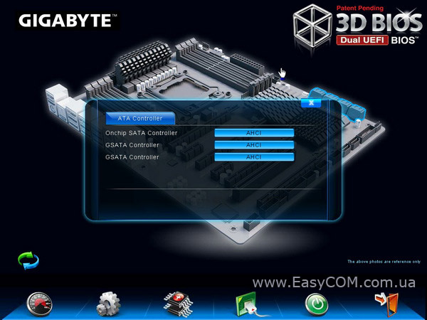 Gigabyte GA-X79-UP4 Marvell SATA RAID/AHCI Update