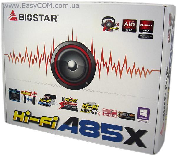 Biostar Hi-Fi A85X AMD RAID Windows 8 Drivers Download (2019)