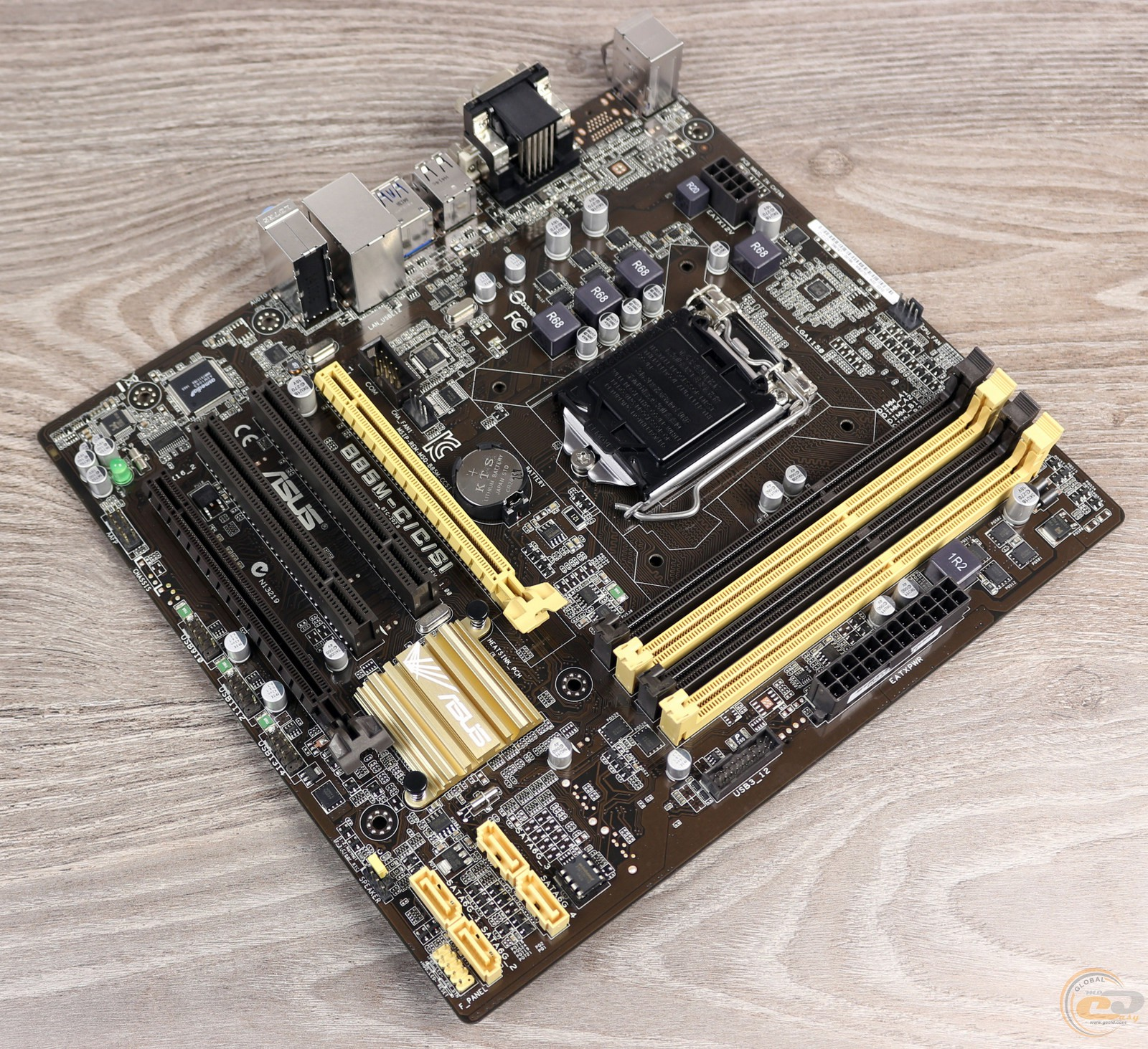 DRIVERS FOR ASUS B85M-CC