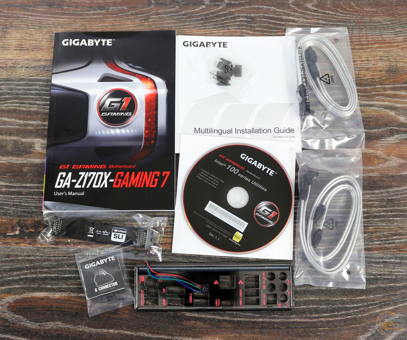 DRIVER FOR GIGABYTE GA-Z170X-GAMING 7 BIGFOOT LAN