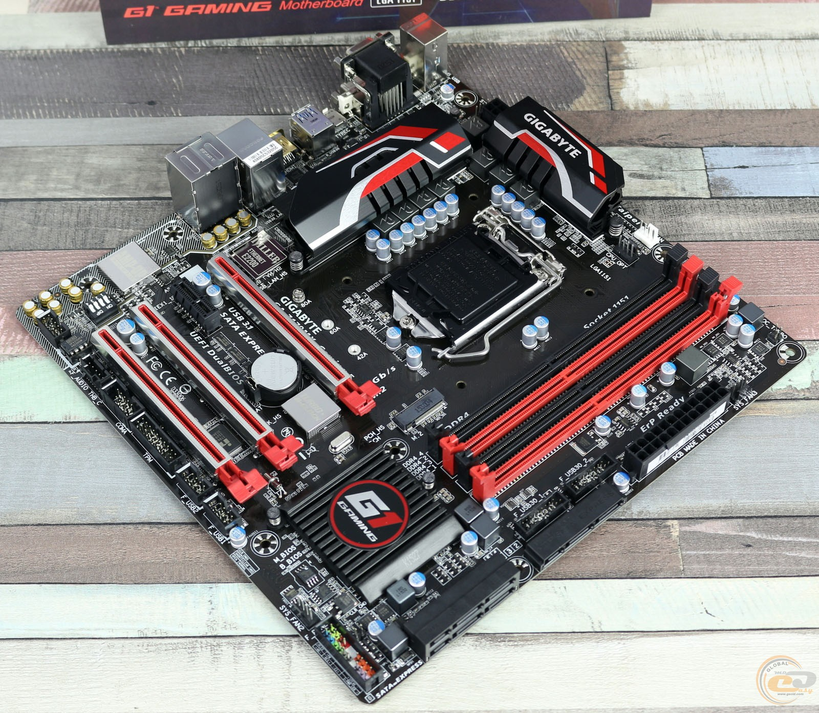 GIGABYTE GA-Z170X-GAMING 5-RU INTEL LAN DESCARGAR CONTROLADOR