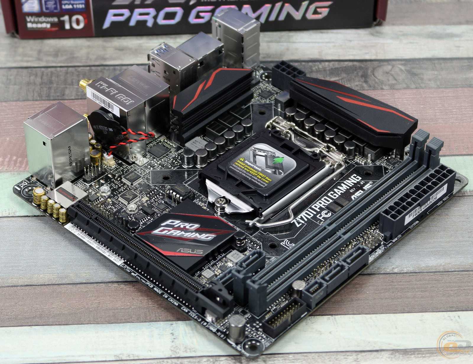 ASUS Z170I PRO GAMING INTEL USB 3.0 DRIVER FOR WINDOWS 8