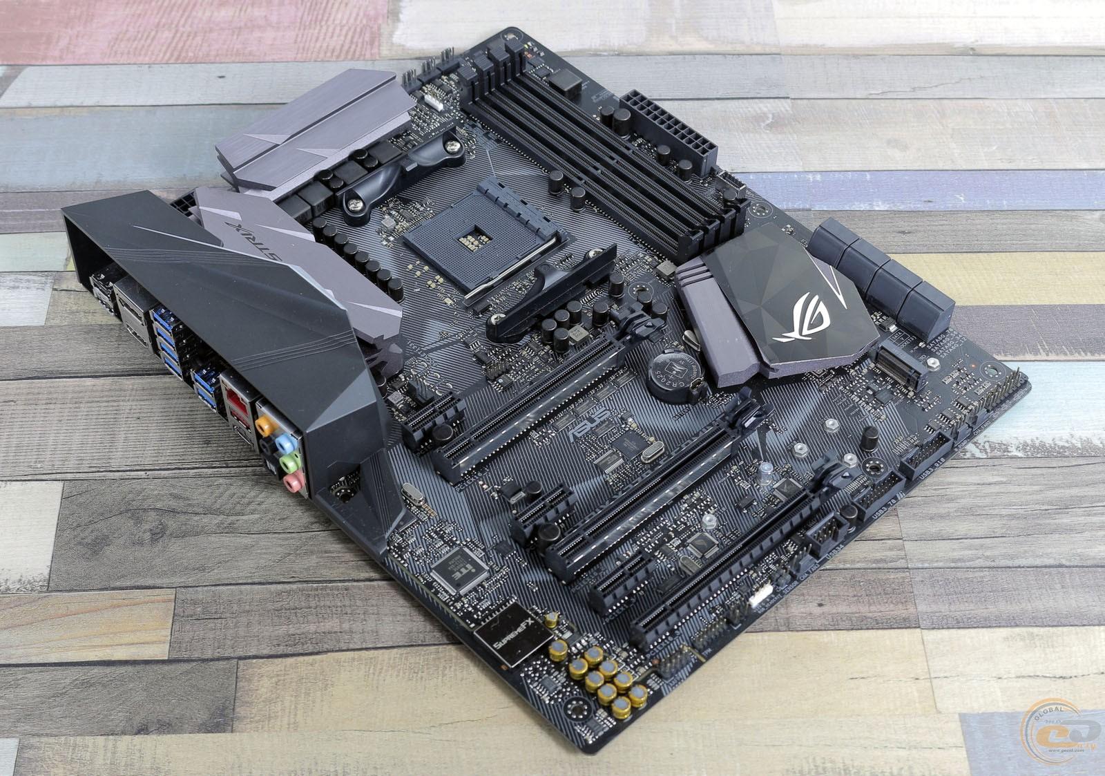Asus ROG STRIX X370-F GAMING Intel LAN Windows 7