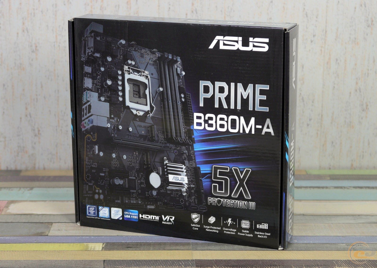 Asus b360m a