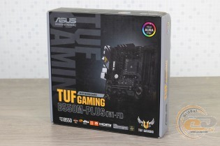 ASUS TUF GAMING B550M-PLUS (WI-FI)