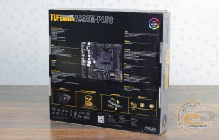 ASUS TUF GAMING A520M-PLUS