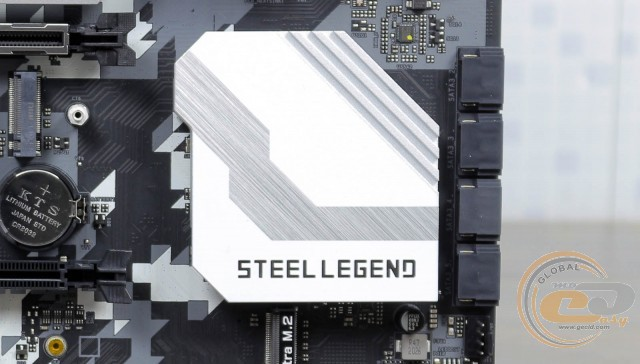 ASRock B560 Steel Legend