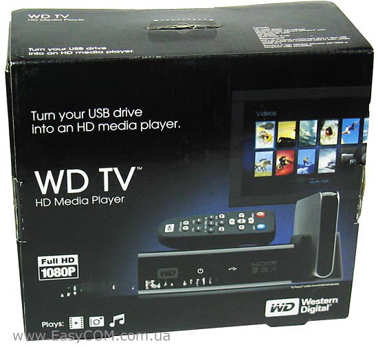 Western Digital WD TV WDAVN00
