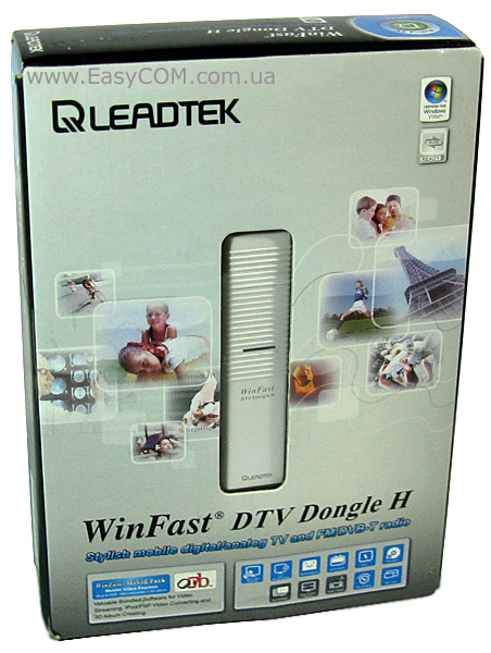 LEADTEK WinFast DTV Dongle H