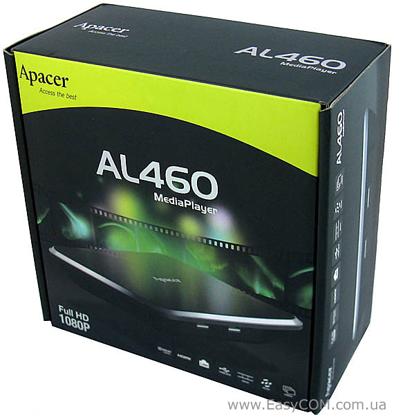 Apacer AL460 Full HD