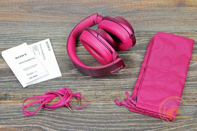 Sony h.ear on (MDR-100AAP)