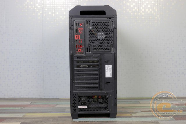 Everest MSI Dragon PC 9097