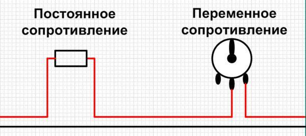 Схема подключения следующая: