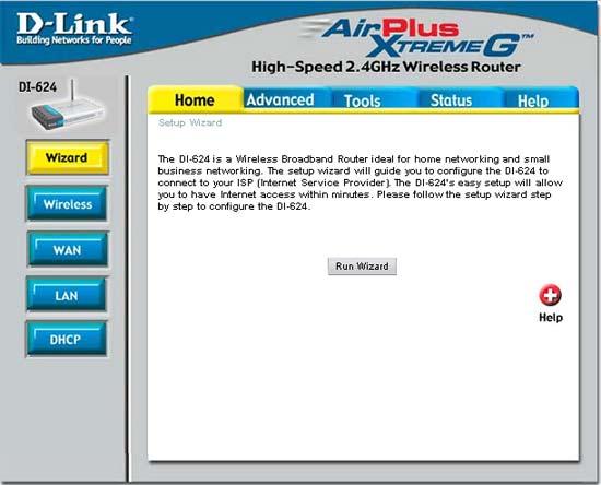 D-link airplus g di-524 di-524 di-524 di-524 di-524 80211g/24ghz wireless router manual building networks for people