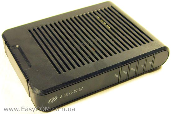 ZHONE 6211-I3 ADSL2+ CPE Router