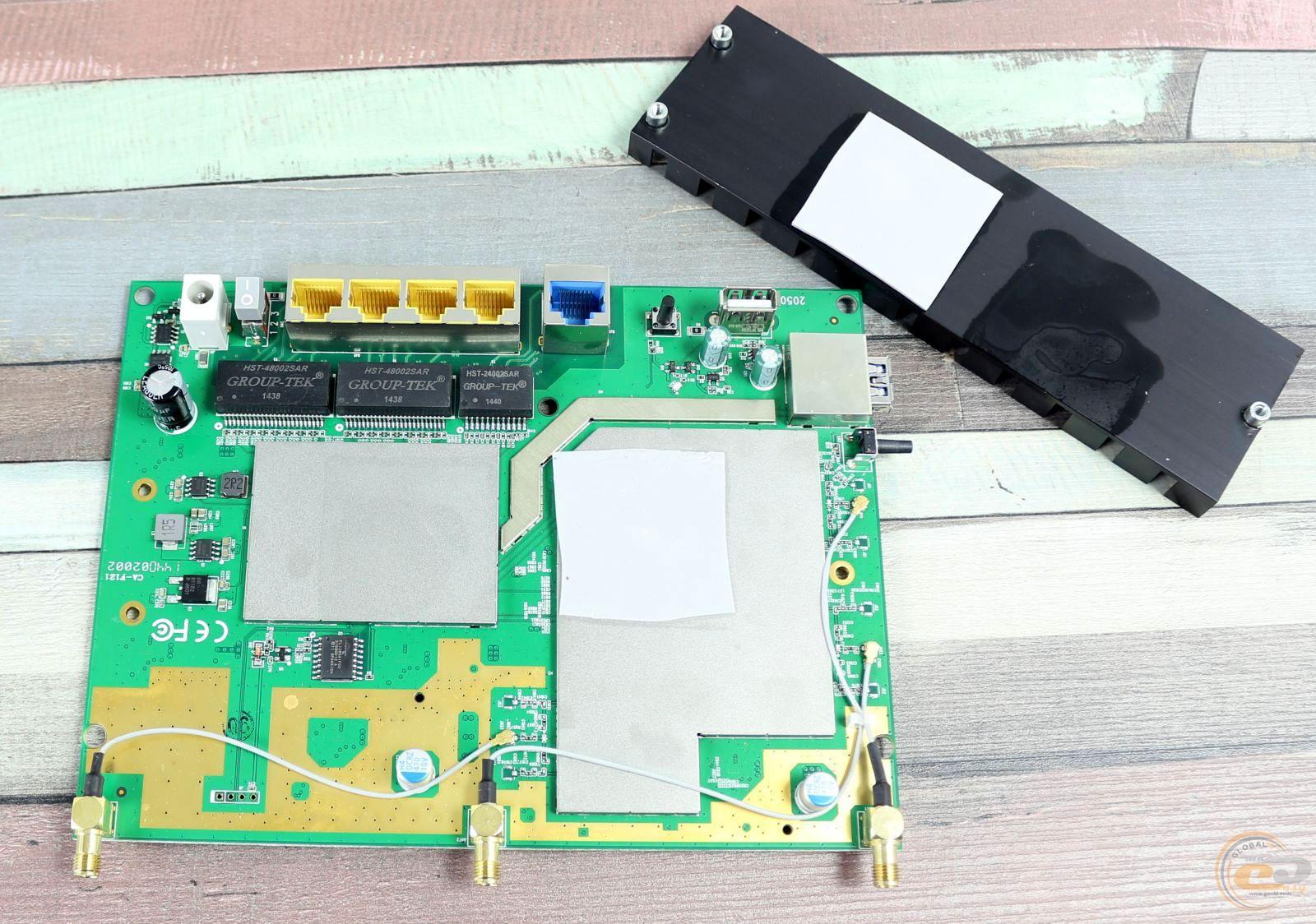 Обзор и тестирование беспроводного маршрутизатора TP-LINK