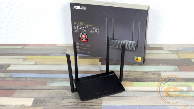 ASUS RT-AC1200 V2