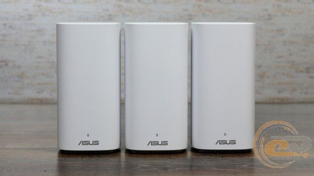 ASUS ZenWiFi AC Mini (CD6)