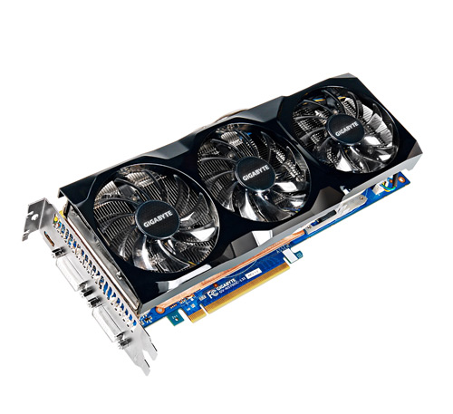 GIGABYTE GeForce GTX 570