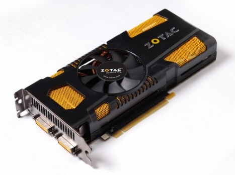 ZOTAC GeForce GTX 560 Ti AMP! Edition