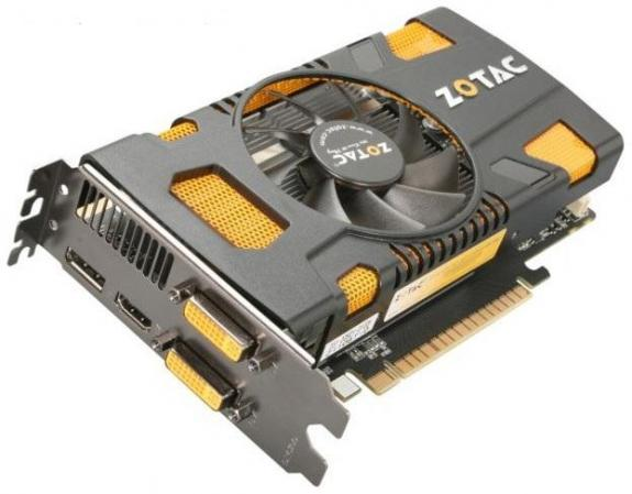 ZOTAC GeForce GTX 550 Ti