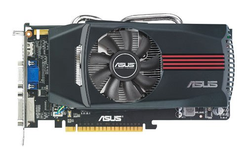 ASUS GeForce GTX 550 Ti
