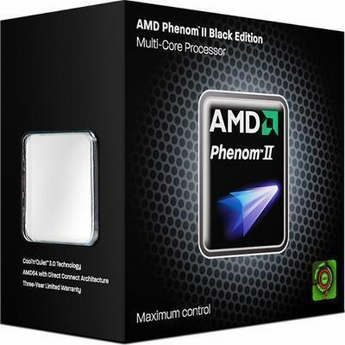 AMD Phenom II X2 570 BE
