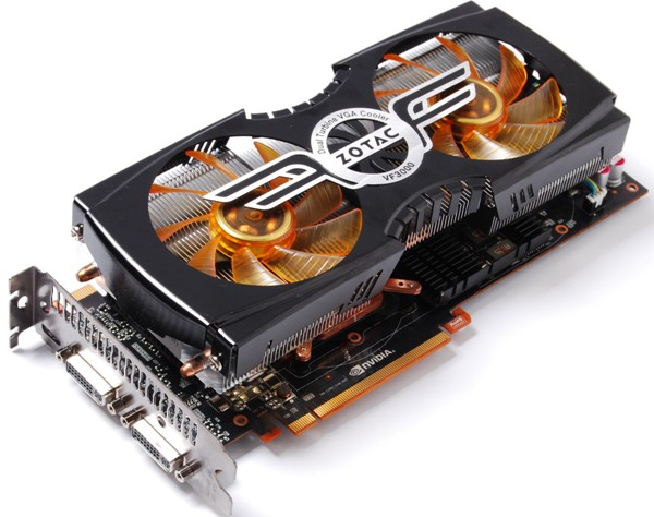 ZOTAC GeForce GTX 580 AMP2! Edition