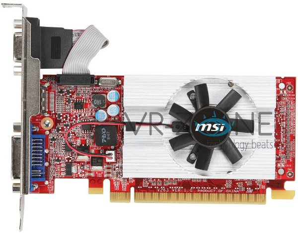 MSI GeForce GT 520