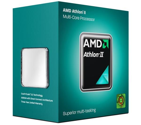 AMD Athlon II X4 620e