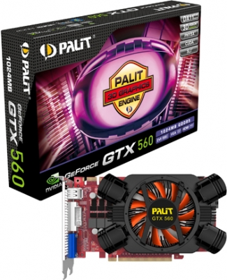 Palit GeForce GTX 560