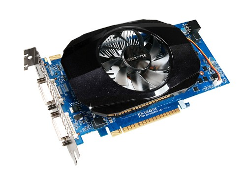 GIGABYTE GeForce GTS 450