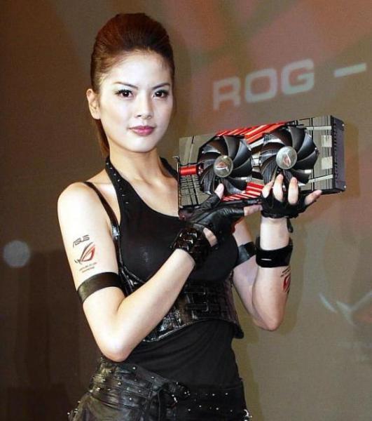 Девушка модель работы видеокарты работа по вемкам в волжский