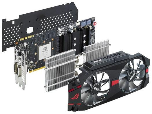 ASUS ROG MATRIX GTX580