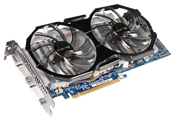 GIGABYTE GeForce GTX 560