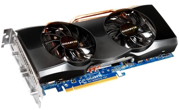 GIGABYTE GeForce GTX 560 Ti