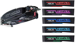 ASUS MATRIX GTX580/2DIS/1536MD5