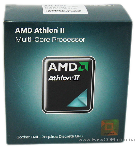AMD Athlon II X4 651