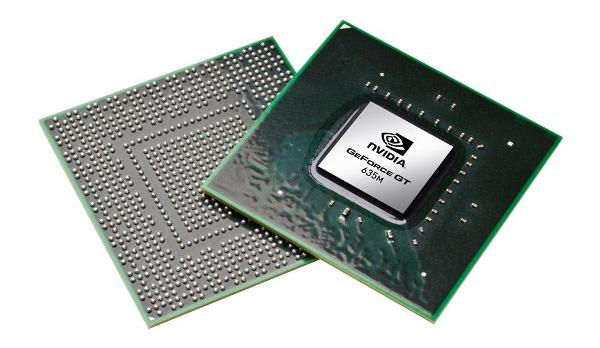 NVIDIA GeForce 600M
