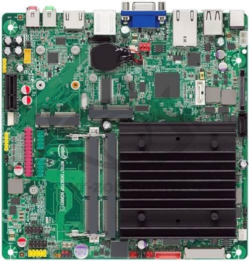 Intel DN2800MT и D2700DC – пара новых Mini-ITX материнских ...