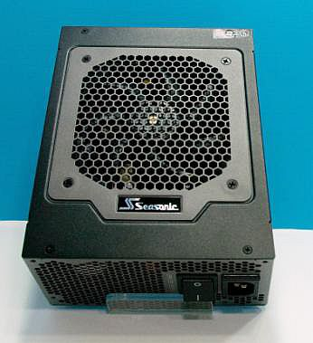 Seasonic Platinum 1200W и 660W