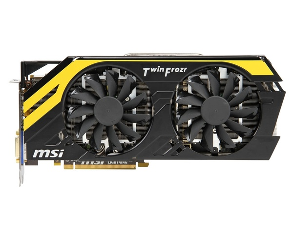 MSI Radeon HD 7970 Lightning
