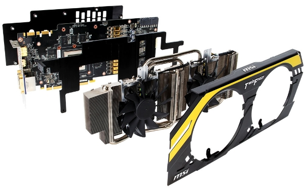 MSI GeForce GTX 680 Lightning