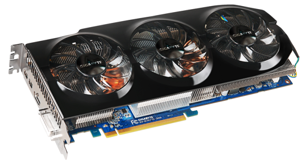 GIGABYTE Radeon HD 7970 GHz Edition (GV-R797TO-3GD)